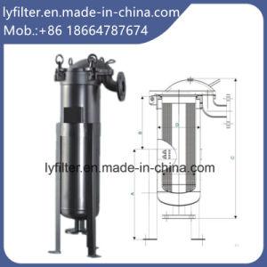 Connexion parallèle Sac en acier inoxydable de boîtiers de filtre pour la filtration des aliments et boissons