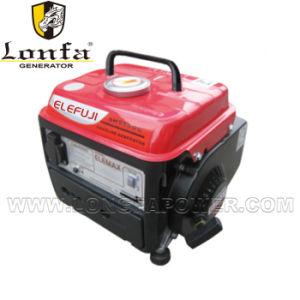 Home UseのためのElefuji Design Portable 2HP Small 600W Gasolne Generator