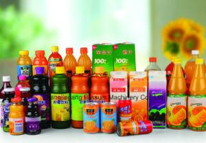 5000 Bph suco e chá máquina de embalagem de Enchimento