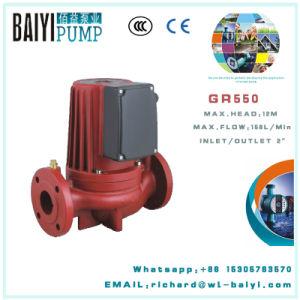 Pompa di circolazione dell'acqua calda di Baiyi (GR-550)