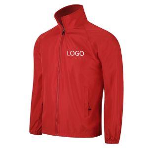 通気性の風の衣類の循環するか、または実行の摩耗の服装