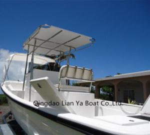 De Boot van Hull van de Glasvezel van de Boot van Liya 25feet China Panga voor Visserij