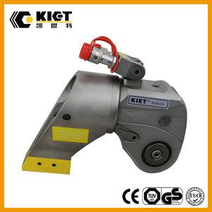 Chiave di coppia di torsione manuale registrabile con materiale d'acciaio