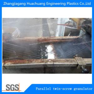 200-500kg/H de plastic Korrels die van de Korrel Machine maken