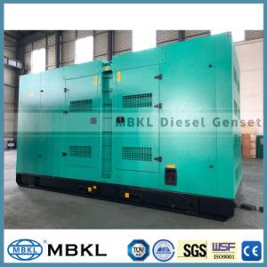 Большая мощность генератора дизельного двигателя Cummins/1000Ква Cummins Кта38-G5 дизельный генератор