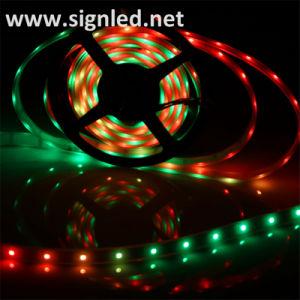 Tira de LED RGB LED Impermeable IP68, Lámpara de neón luz tira