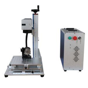 자동 예비 품목 표시 표하기를 위한 20W 섬유 Laser 표하기 기계