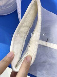 液体水ろ過のためのナイロン網のバッグフィルタ
