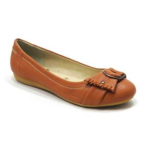 Les femmes plus tard des chaussures plates Lady ballerine chaussures occasionnel