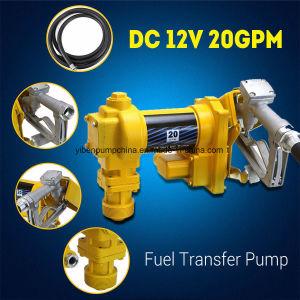 Bomba de Transferência de Combustível de 12 Volt 20 gpm gás gasóleo gasolina