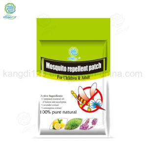 El DEET Free mejor natural eficaz repelente de mosquitos parche