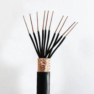 Cavo di controllo inguainato PVC/XLPE di rame di bassa tensione del cavo elettrico del conduttore del collegare