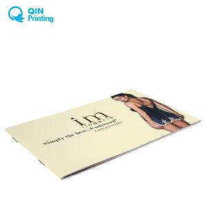 熱い販売のハイエンドカスタム贅沢な小冊子の印刷