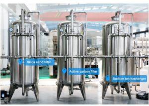 Hot vende pequeñas máquinas de fabricación para el sistema de ósmosis inversa.