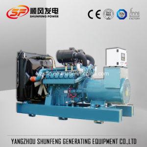 Doosanエンジンを搭載するEco 160kwの電力のディーゼル生成セット