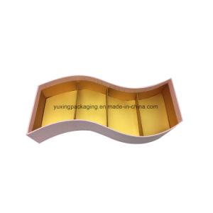 Decorativos hechos a mano la caja de regalo Dulces de Chocolate personalizados de verificación