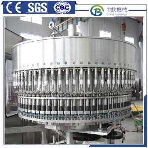 Água potável totalmente automática máquina de embalagem/equipamento de enchimento