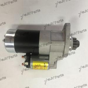 フォークリフトのための三菱エンジンS4q2の始動機モーター32A66-00101 32A66-10101 32A66-00100