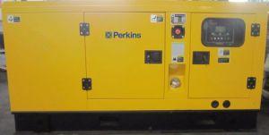出力されるStamfordの交流発電機100%が付いている80 KVAパーキンズエンジン