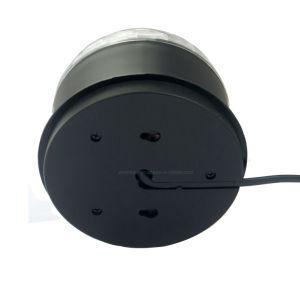 Control remoto Bluetooth 6 colores de la luz de discoteca LED Iluminación de bola mágica de cristal