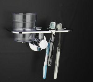 Casa Dg-Sfc1008 Ventosas Xícara Toothbruth Suporte da escova