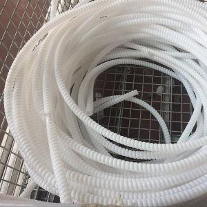 フランジが付いている高品質Ssワイヤー編みこみのPTFEホース