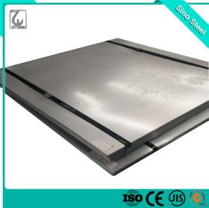 El espesor de 0,4mm Spangle SGCC regulares para la construcción de la hoja de acero galvanizado