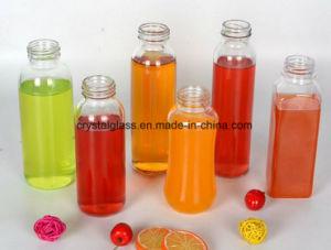 Fabrik-Zubehör-Nahrungsmittelgrad-Saft-Glasflaschen