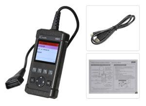 進水のCreader 5001コード読取装置完全なObdii/Eobd診断機能スキャンツールAutel Al519 Cr5001と同じ機能