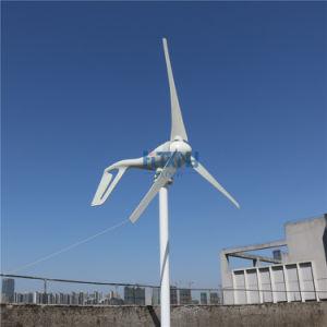 Ветровой турбины 100 Вт 24V AC С MPPT контроллера заряда