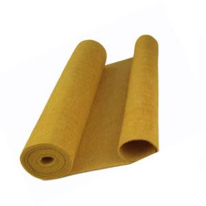 Sacchetto filtro popolare a temperatura elevata della polvere del tessuto P84 Baghouse per la pianta del cemento