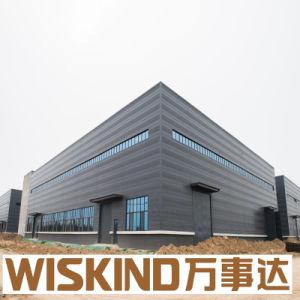 Edificio de estructura de acero de almacenamiento de la granja