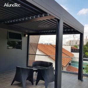 2018 à prova de venda quente Pergola no terraço para o jardim