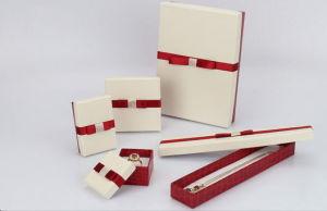 Joyas Vintage Tapa y base de almacenamiento de joyero de embalaje de regalo