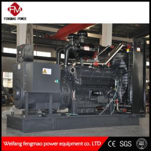 660kw 디젤 엔진 발전기 세트를 가진 상해 주식 12 디젤 엔진