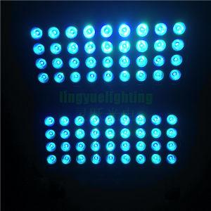 LEDの壁の洗濯機72X10Wのナイトクラブの屋外ライト