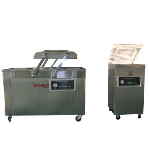 Machine de conditionnement sous vide automatique (XF-400)