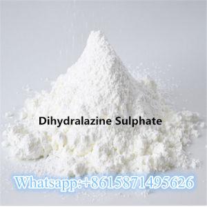 Fabrik-Zubehör-Bluthochdruckgegenmittel-Drogen Dihydralazine Sulfat CAS 7327-87-9