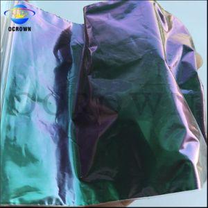 Poeder van uitstekende kwaliteit van de Spiegel van het Effect van het Kameleon van het Poeder van de Spijkers van het Chroom van de Kleur het Veranderende voor het Art. van de Spijker