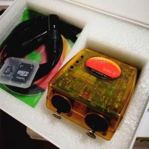 Interface DMX USB DJ Iluminação Controlador Sunlite nupcial2 Software