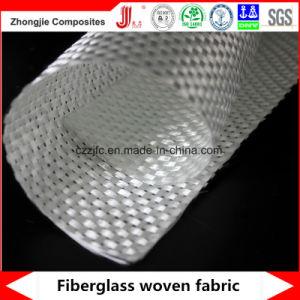 Mano posta migliore sul panno tessuto della fibra di vetro del riempitore 600g di concentrazione pianura