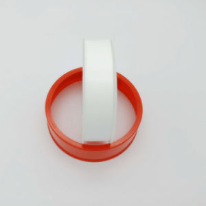 Teflonband der Stärken-19mm der Breiten-PTFE