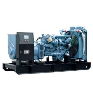 С двигателем Perkins 350 ква бесшумный дизельный генератор