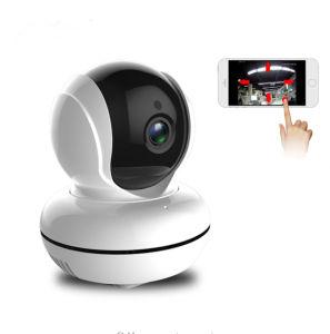 Vision nocturne 1080p HD de vidéosurveillance sans fil WiFi de la caméra de sécurité à domicile de la came de détection de mouvement de la Webcam vidéo CCTV P2P Caméra IP IR-cut