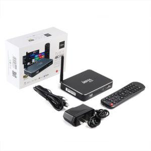 매우 Rk3229 1g/8g HD 아랍 인도 일본 채널 통신로를 위한 지능적인 인조 인간 텔레비젼 상자