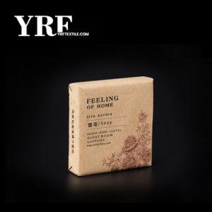 L'hotel di lusso su ordinazione dell'imballaggio di Yrf fornisce il sapone di bagno naturale