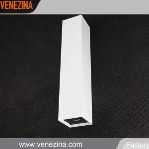 純粋なアルミニウム表面によって取付けられる高性能の穂軸LEDの壁ライト
