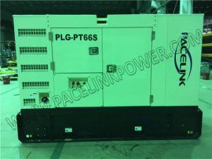 60 ква бесшумный дизельный генератор на базе Perkins с маркировкой CE/ISO PT