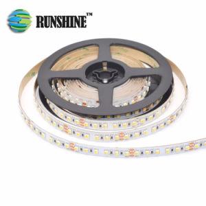 9.6W SMD3527 si raddoppiano indicatore luminoso di striscia bianco del TDC LED con qualità professionale