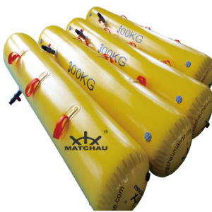 Água de Lastro de teste de carga de baleeiras sacos sacos de peso de água